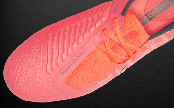 Botas de Fútbol Nike Phantom Salmón / Salmón
