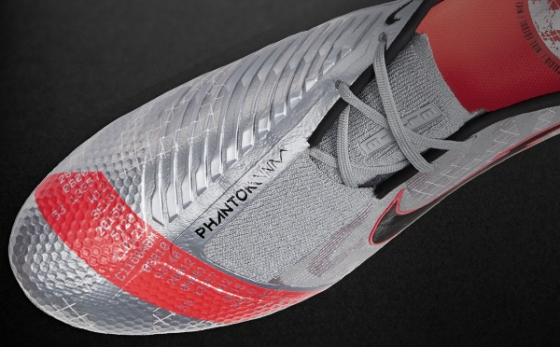 Botas de Fútbol Nike Phantom Gris / Gris