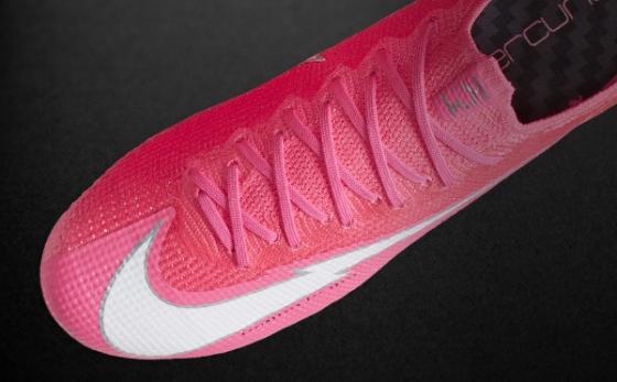 Botas de Fútbol Nike Mercurial Rosa / Plata